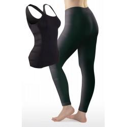 Pack Leggings et top anti-cellulite